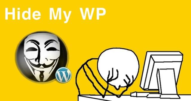 Hide My WP – alebo – Ako sa vymknúť z vlastnej stránky