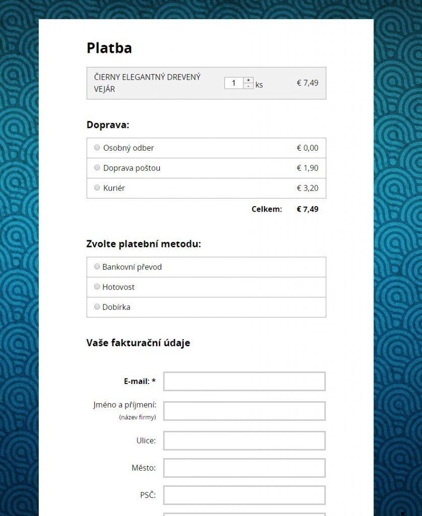 simpleshop-formular